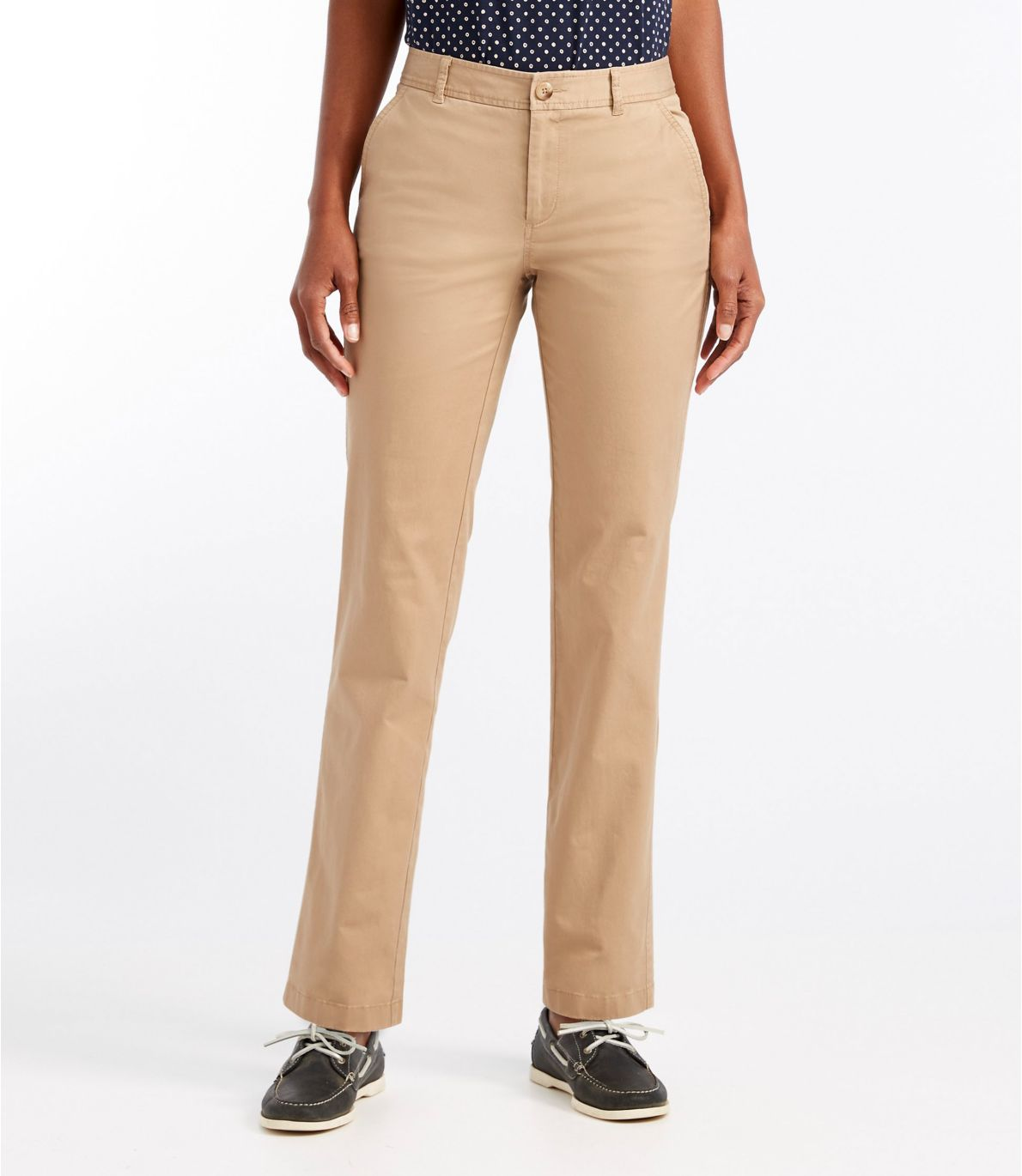 Women's Ultimate Chinos, Favorite Fit Straight-Leg