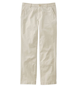 Ultimate Chinos, Favorite Fit Cropped