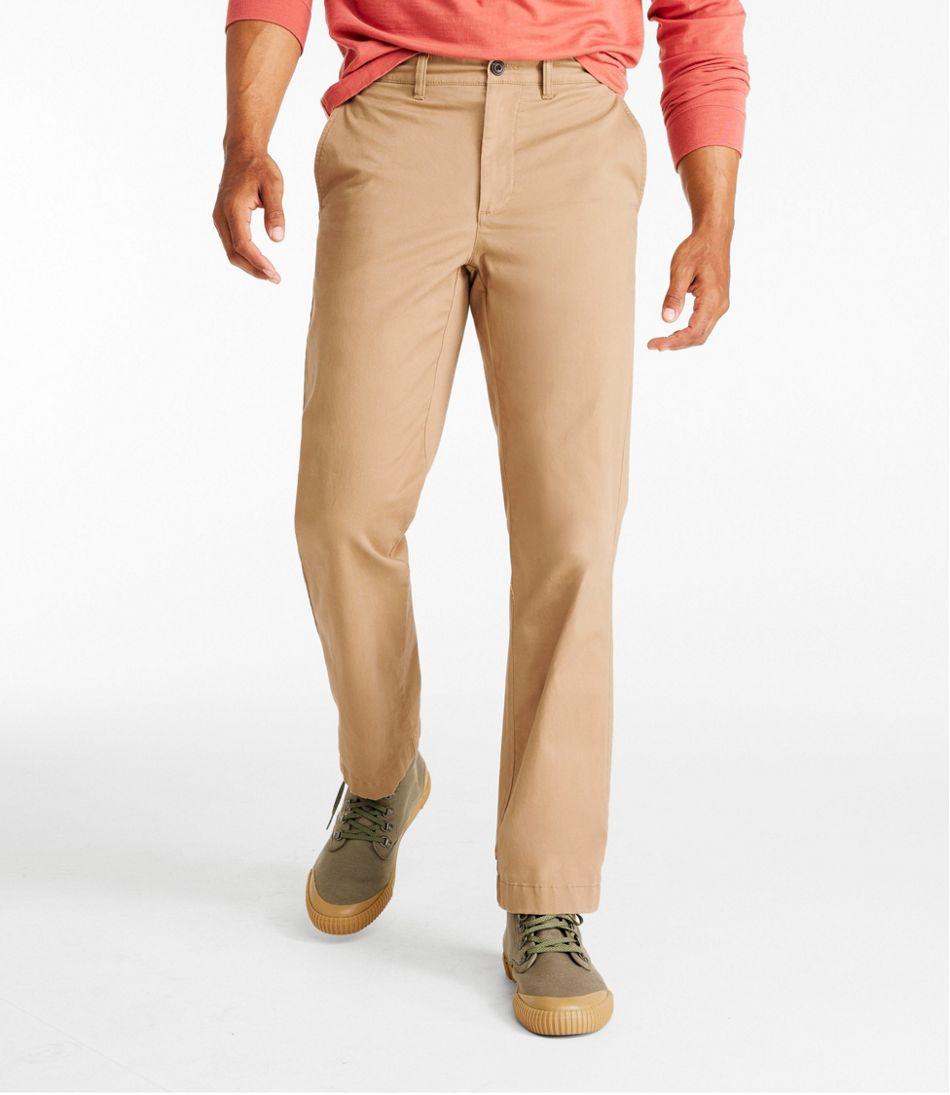 Men's Lakewashed® Stretch Khakis, Standard Fit