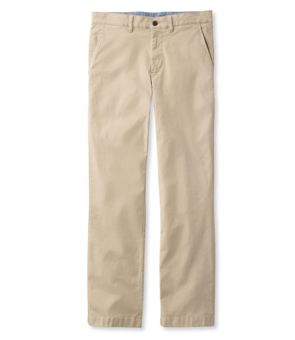 Lakewashed Stretch Khakis, Standard Fit