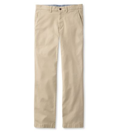 Lakewashed Stretch Khakis, Standard Fit