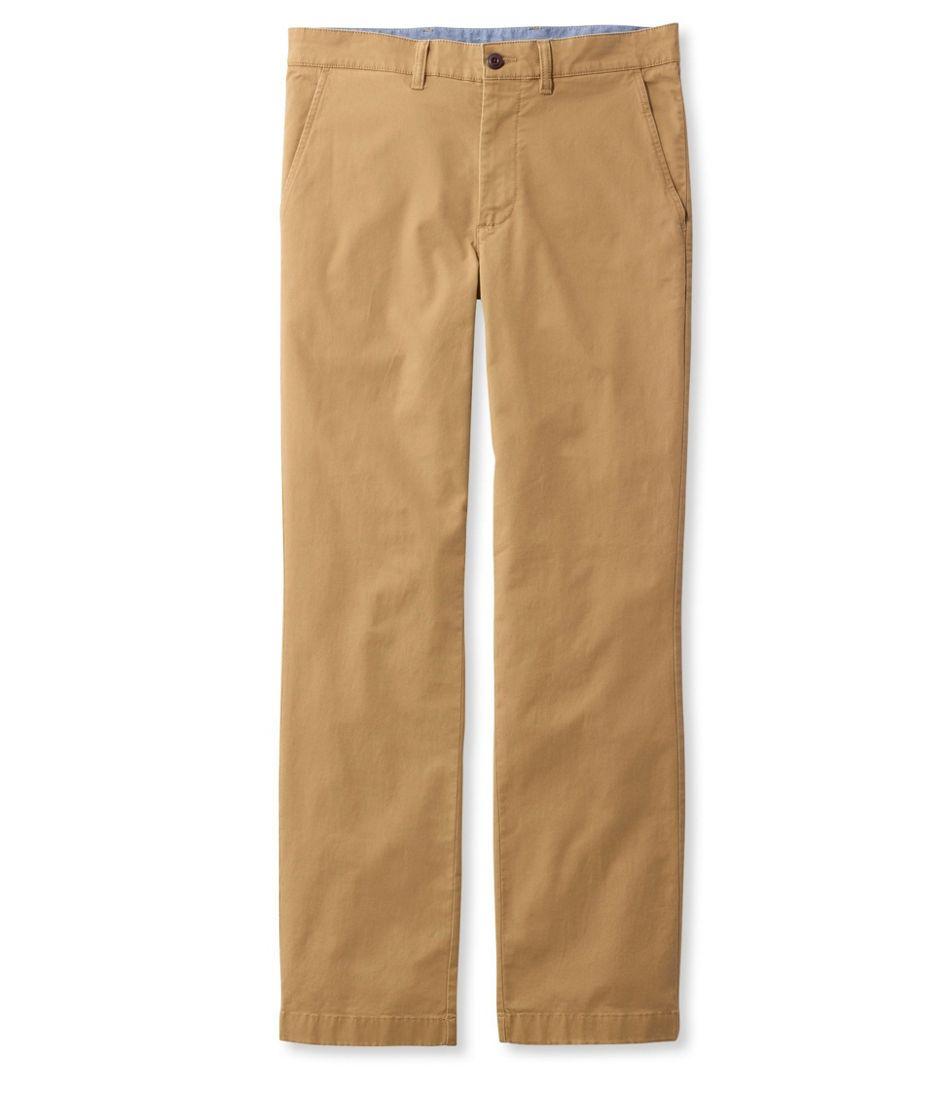 Lakewashed® Stretch Khakis, Standard Fit