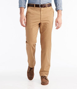 Men's Lakewashed Stretch Khakis, Natural Fit