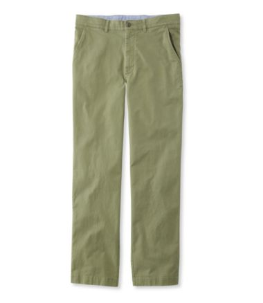 Lakewashed Stretch Khakis, Natural Fit