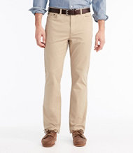 Lakewashed Five-Pocket Stretch Khakis, Standard Fit
