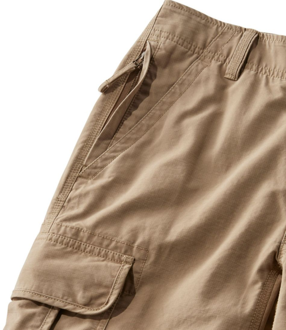 L.L.Bean Allagash Cargo Pants, Natural Fit