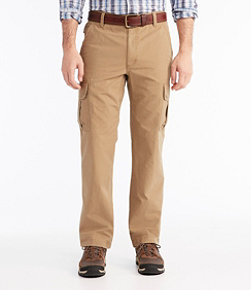 Men's L.L.Bean Allagash Cargo Pants, Natural Fit
