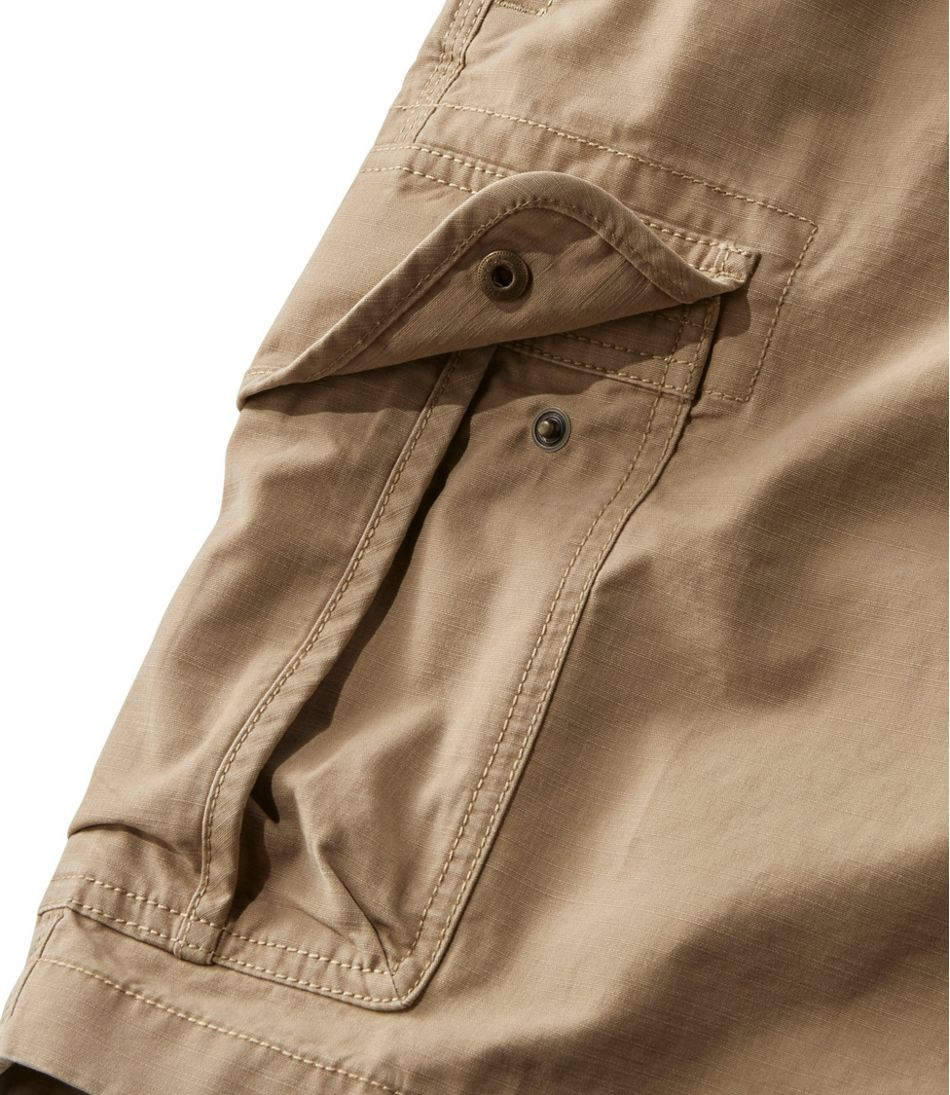 Men's L.L.Bean Allagash Cargo Shorts, Natural Fit