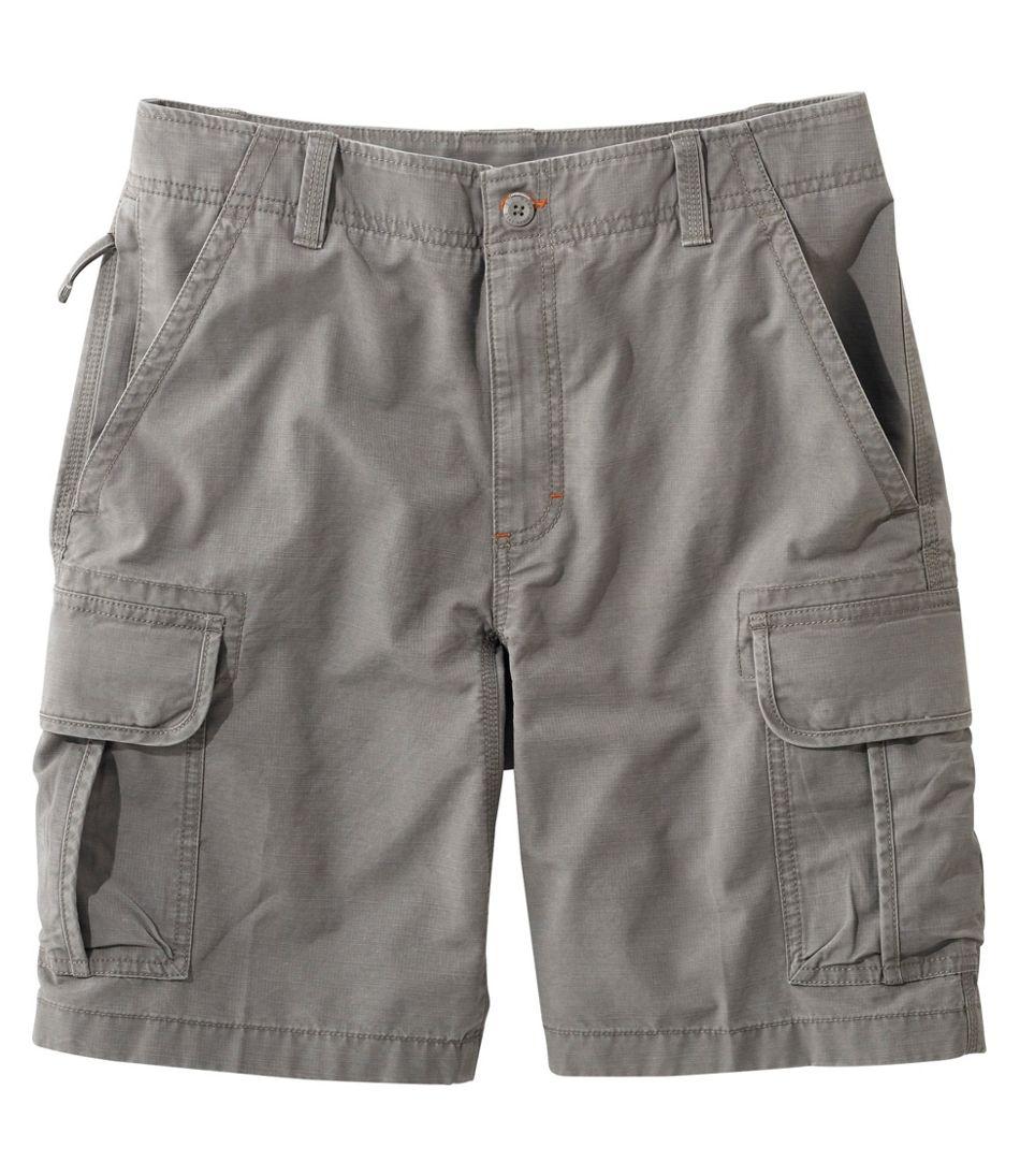 L.L.Bean Allagash Cargo Shorts, Natural Fit