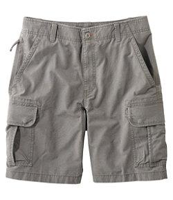 Men's L.L.Bean Allagash Cargo Shorts, Natural Fit