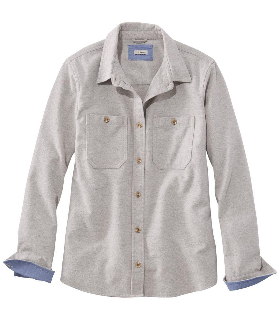 Heritage Chamois Shirt