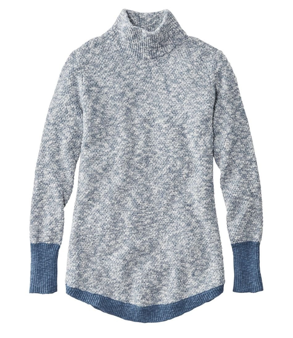 Women's Signature Cotton/Linen Ragg Sweater