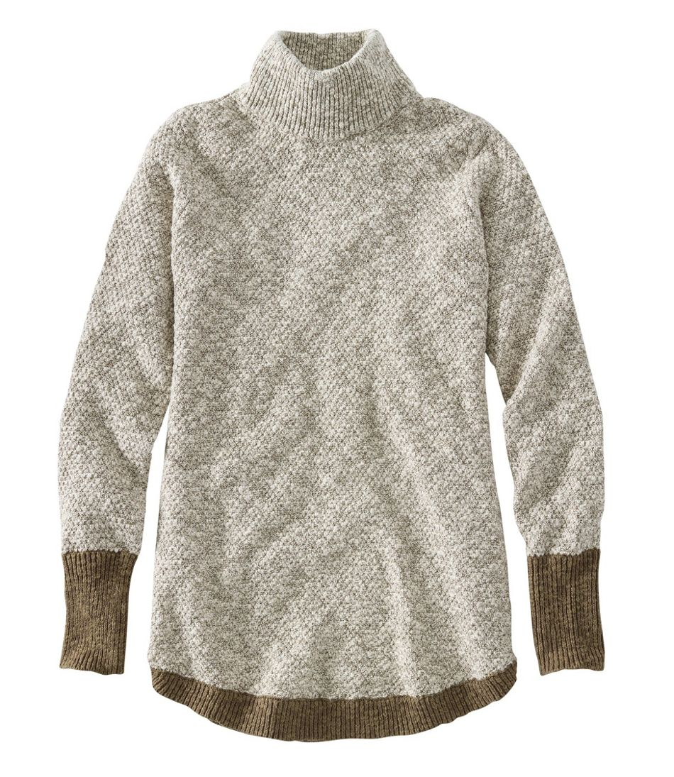 Signature Cotton/Linen Ragg Sweater