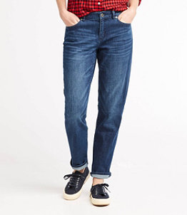 Women's Signature Organic Denim Boyfriend Jeans