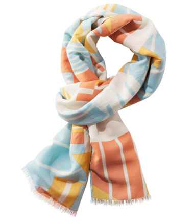 Signature Three-Season Scarf, Print