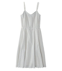 Women's Signature Strappy Seersucker Dress