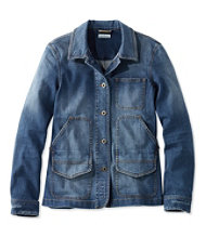 Women's Signature Denim Barn Jacket