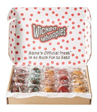 Holiday Mini Whoopie Pies, Set of 20