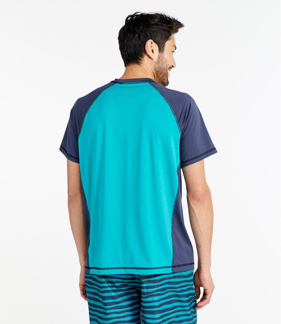 L.L.Bean UPF 50+ Sun Shirt, Color Block