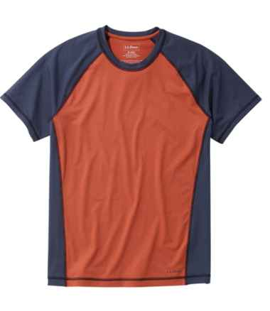L.L.Bean UPF 50+ Sun Shirt, Color Block
