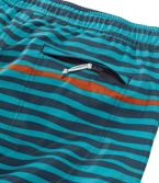 Vacationland Stretch Swim Trunks, 8""