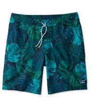 """Vacationland Stretch Swim Trunks, 8"""""""