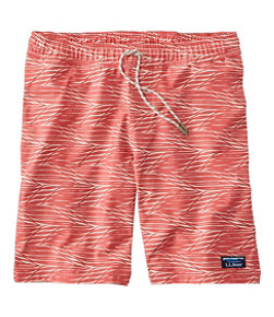 Men's Vacationland Stretch Swim Trunks, 8""