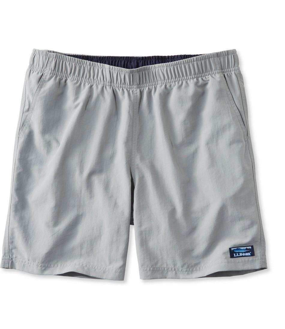 "Classic Supplex Sport Shorts, 6"""