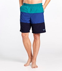 Classic Supplex Sport Shorts, Colorblock 9