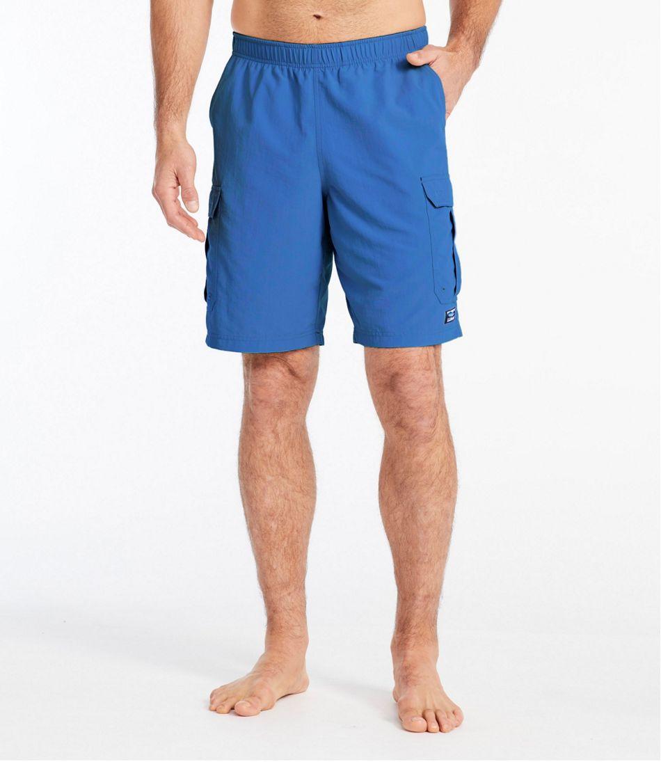 """Classic Supplex Sport Shorts, Cargo 10"""""""