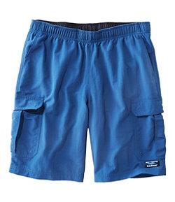 """Men's Classic Supplex Sport Shorts, Cargo 10"""""""
