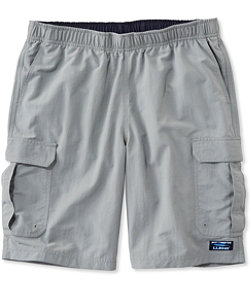 Classic Supplex Sport Shorts, Cargo 10""