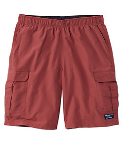 Men's Classic Supplex Sport Shorts, Cargo 10""