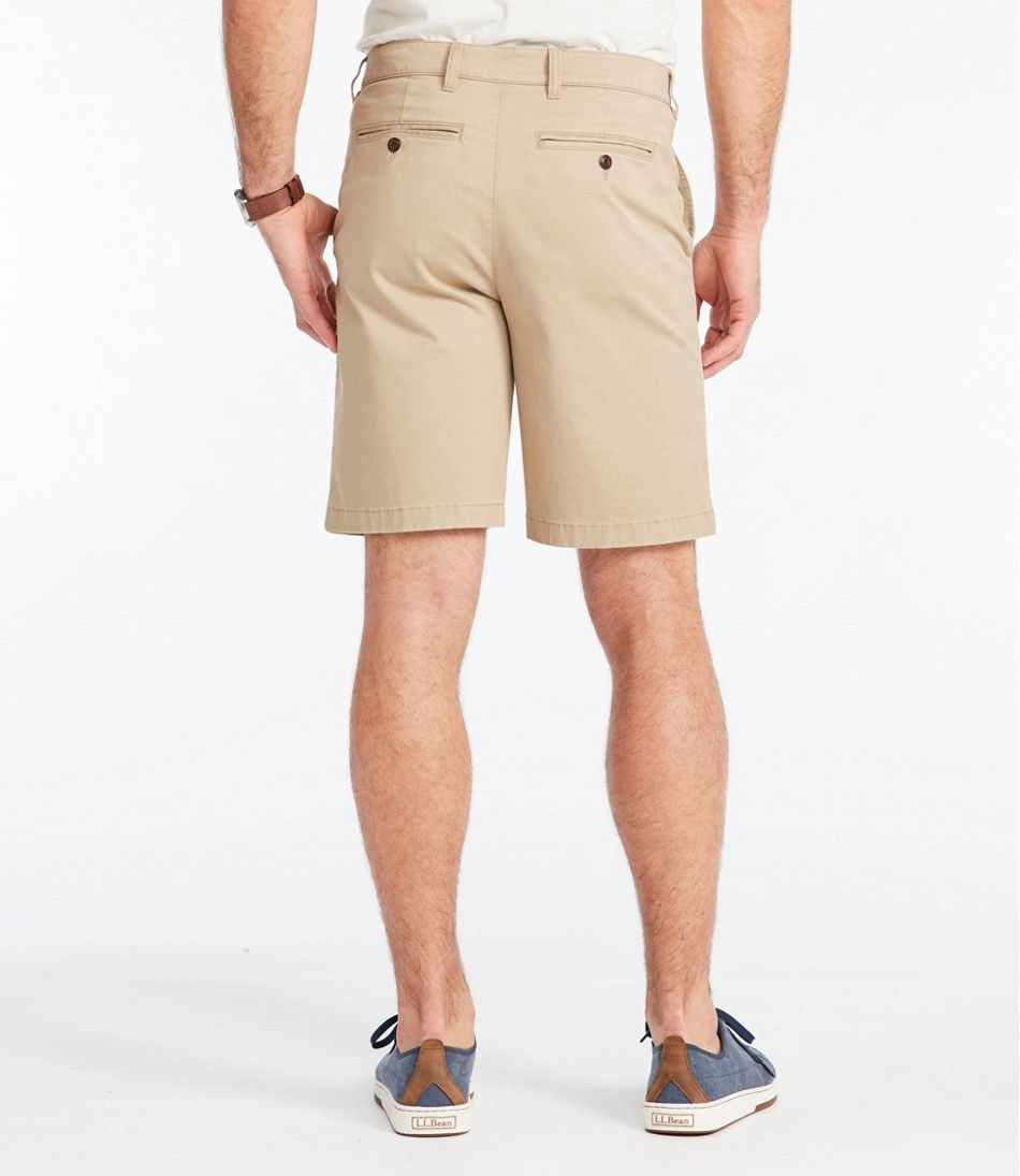 Lakewashed® Stretch Khaki Shorts, Standard Fit