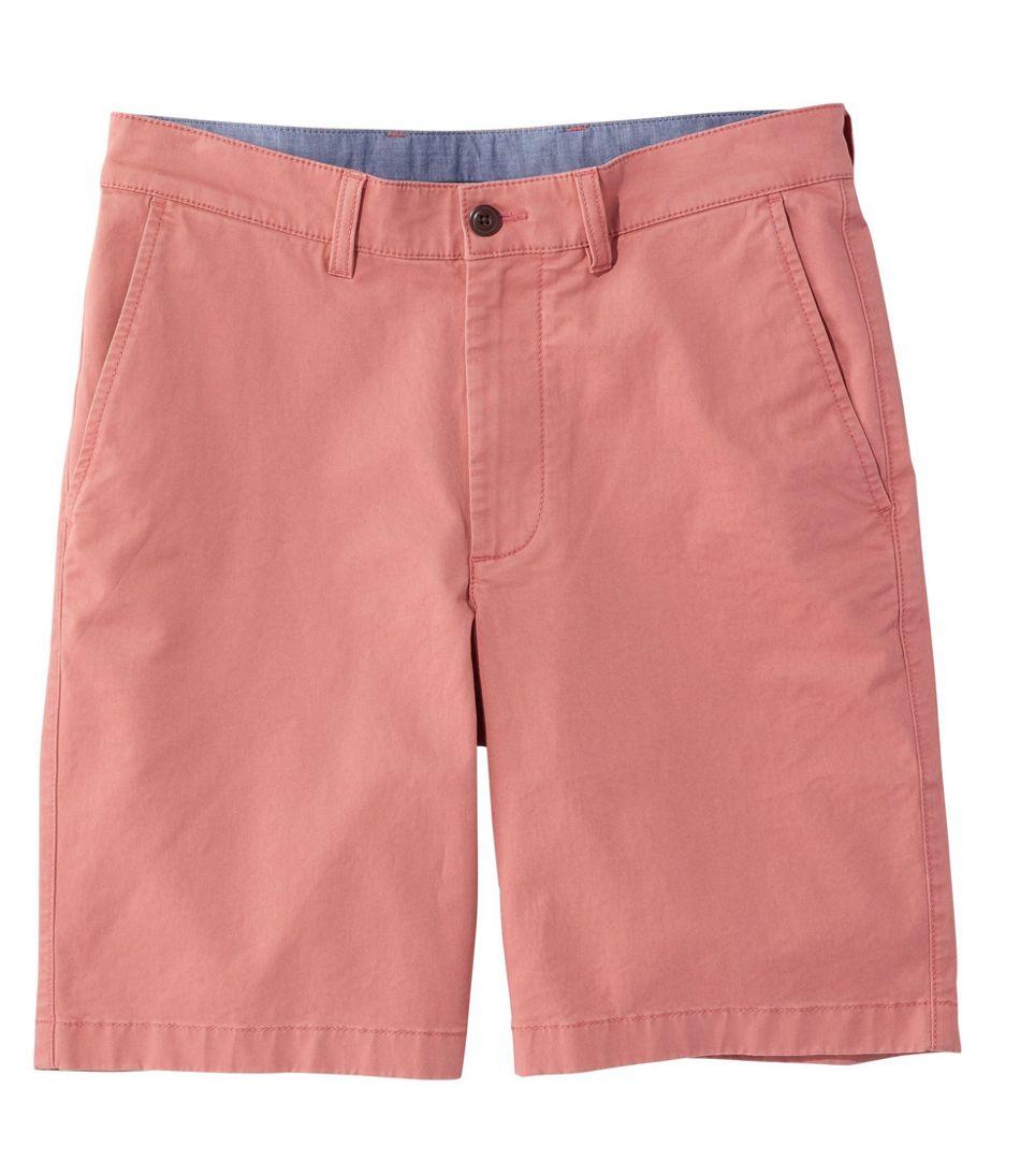 Lakewashed® Stretch Khaki Shorts, Standard Fit