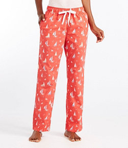 Cotton Sleep Pants, Print