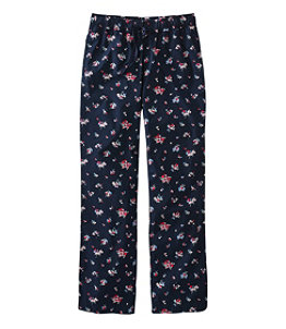 Women's Cotton Sleep Pants, Print
