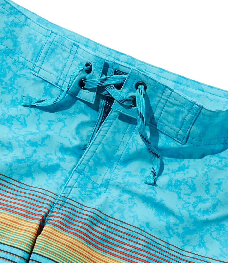 Boys' Riptide Stretch Board Shorts, Print