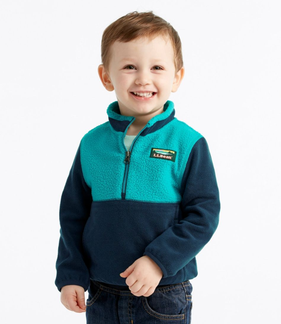 Infants' and Toddlers' Katahdin Microfleece, Colorblock