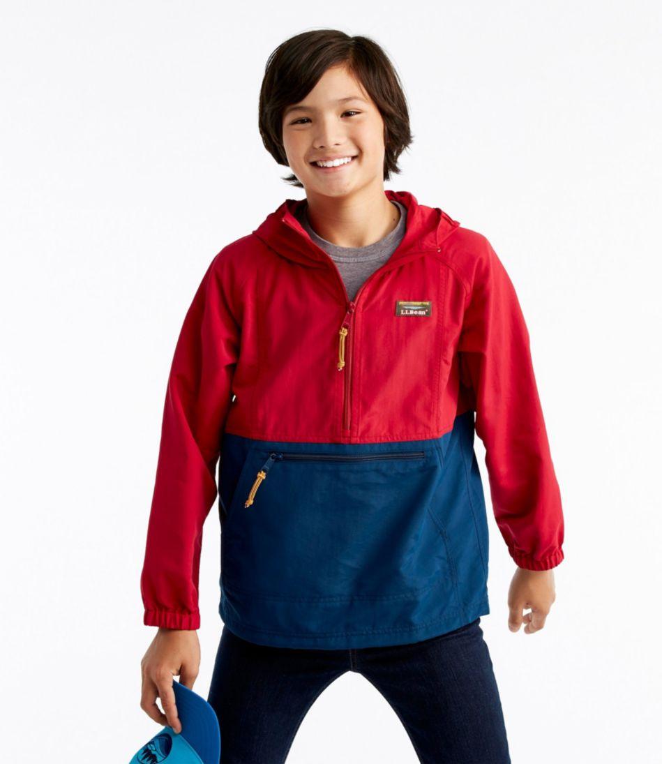 Kids' Mountain Classic Anorak, Colorblock