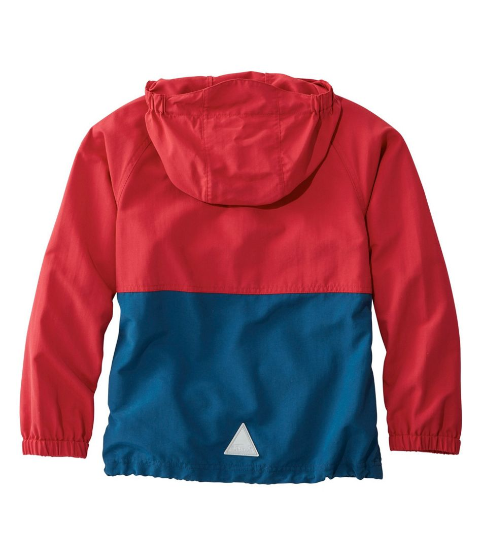 Kids' Mountain Classic Anorak, Colorblock