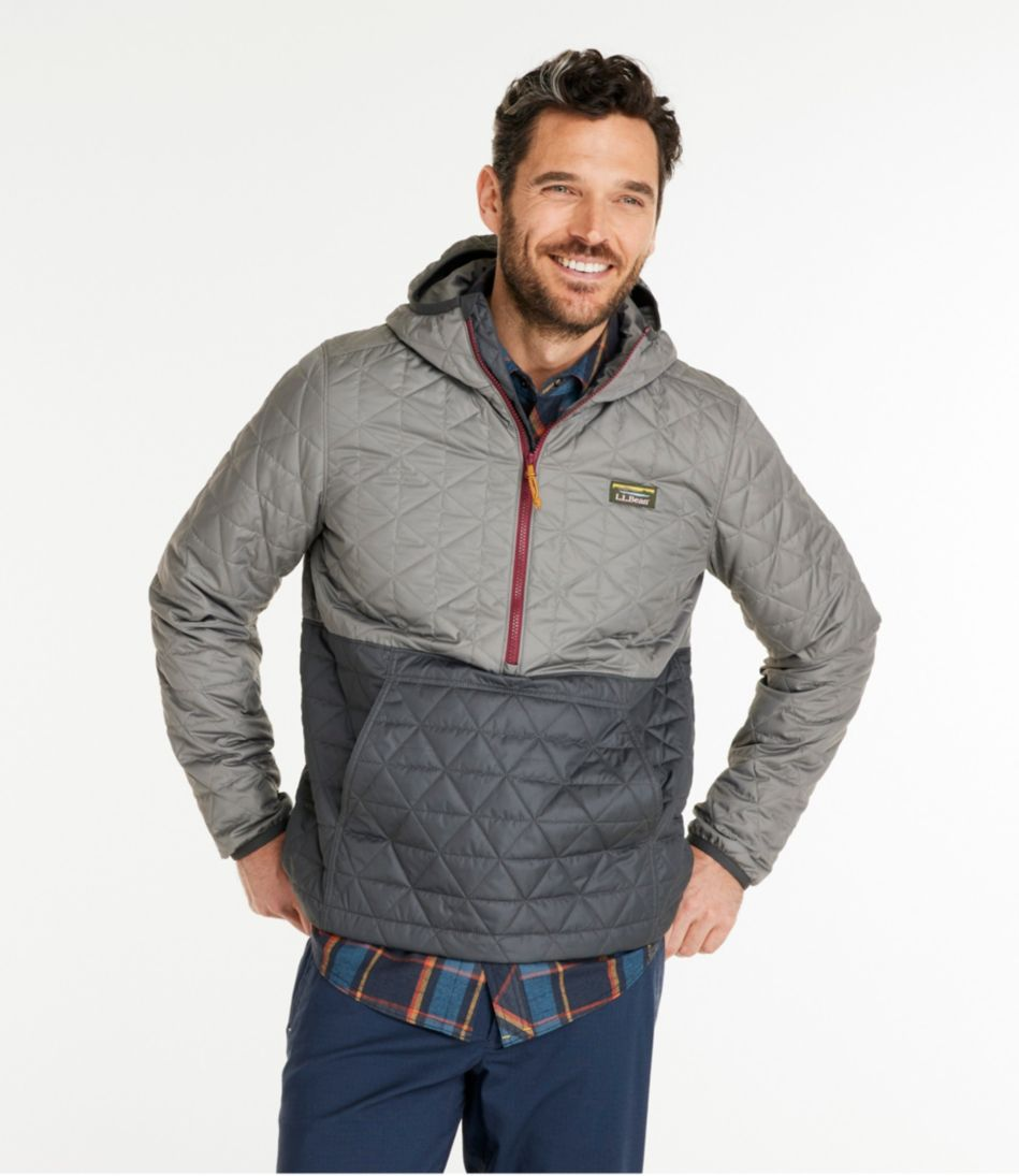 Katahdin Insulated Pullover, Colorblock