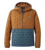 Men's Katahdin Insulated Pullover, Colorblock