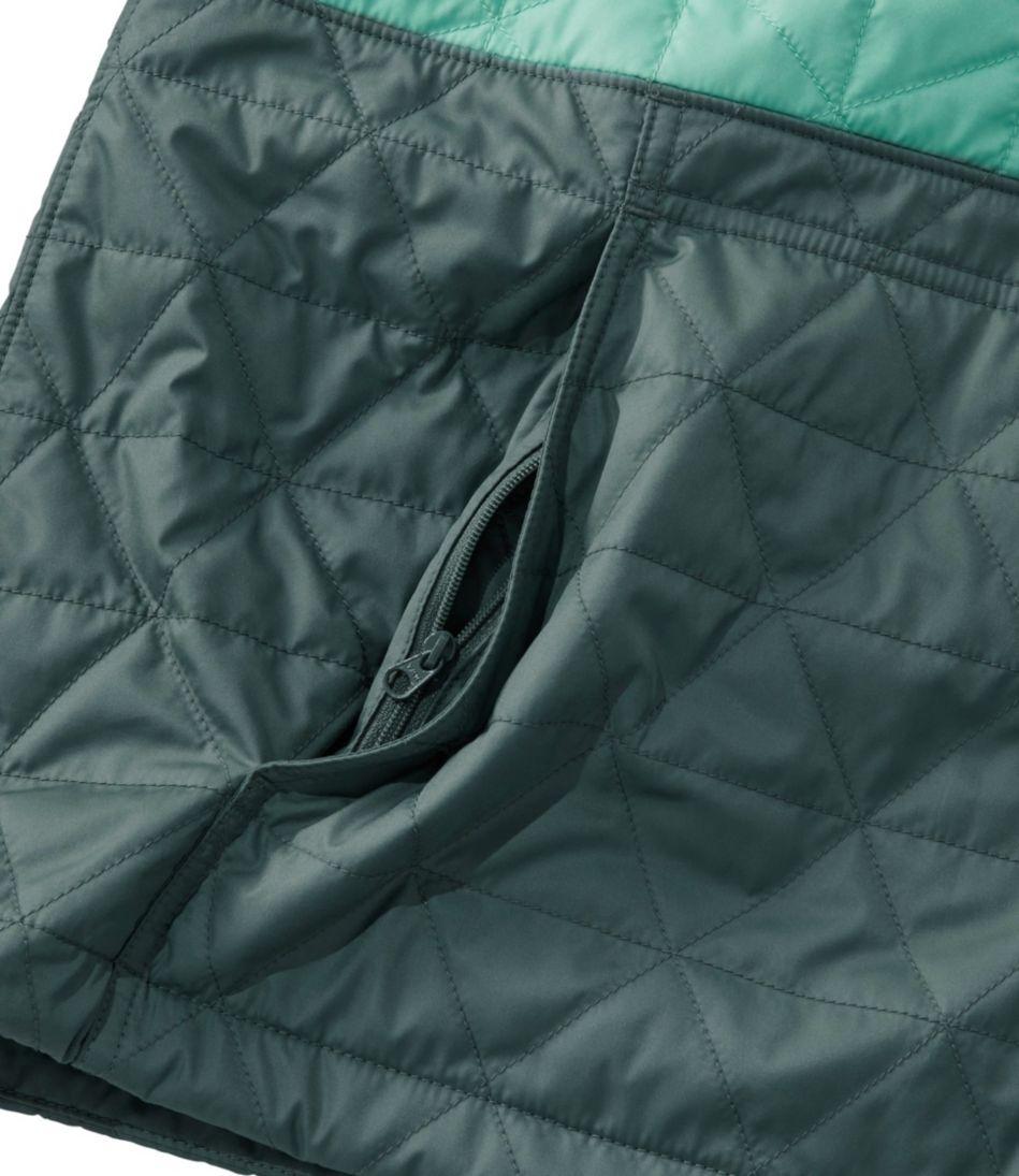 Katahdin Insulated Pullover, Colorblock