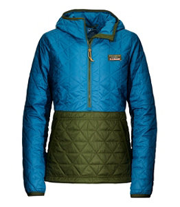 Women's Katahdin Insulated Pullover, Colorblock