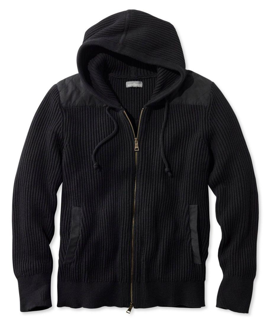Signature Cotton Rib Sweater
