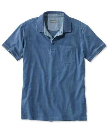 Men's Signature Pocket Polo, Short-Sleeve