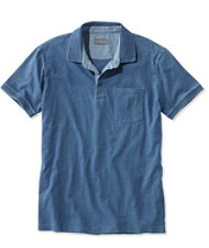 Signature Pocket Polo, Short-Sleeve