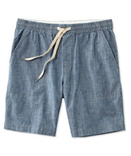 Signature Drawstring Shorts