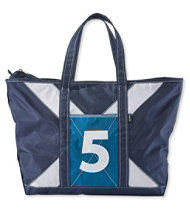 Everyday Signal Flag Tote